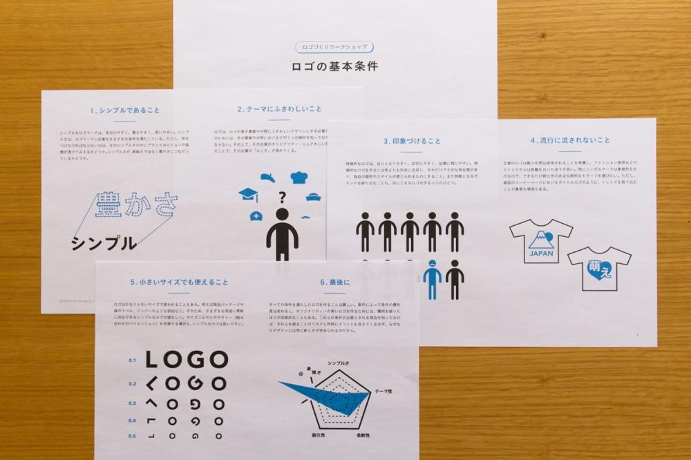ロゴの6つの基本条件を紹介