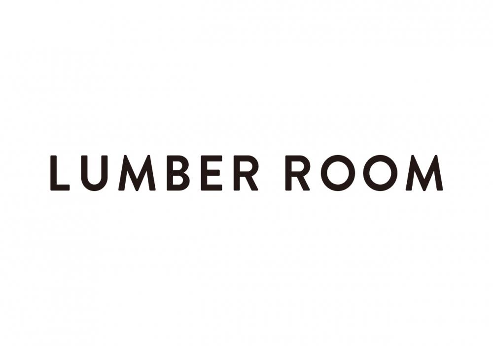 LUMBER ROOM・ロゴタイプ