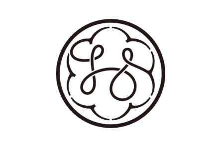 おとなりさん。ロゴ