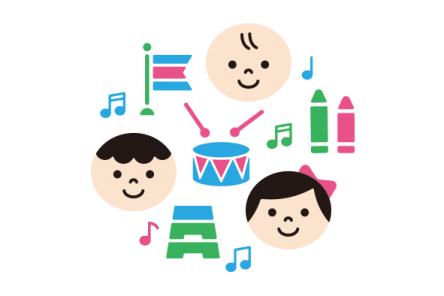 マナマナ保育室・ロゴ