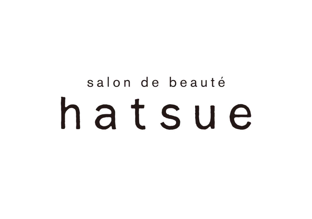 hatsue・ロゴマーク